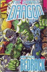 Savage Dragon (1992 series) #3, NM- (Stock photo)