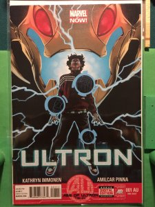 Ultron #1 one-shot Age of Ultron Tie-In