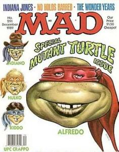 Mad (1952 series) #291, VF (Stock photo)