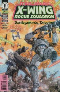 Star Wars: X-Wing Rogue Squadron #12 VF/NM; Dark Horse | save on shipping - deta