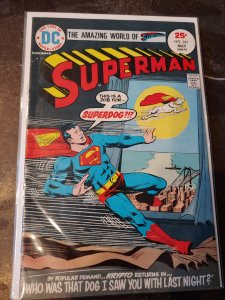 SUPERMAN #287 HIGH GRADE VF
