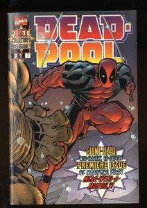 Deadpool (1997) #1 VF/NM 9.0