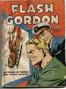 FOUR COLOR COMICS #10-1942-FLASH GORDON BY ALEX RAYMOND-NEWSPAPER REPRINTS