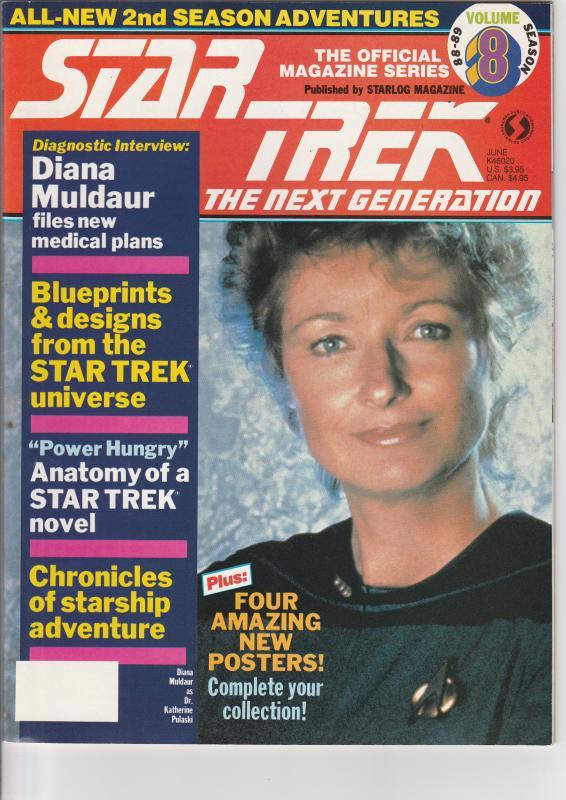 Star Trek Next Generation Vol 8