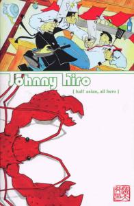 Johnny Hiro #2 VF/NM; AdHouse | save on shipping - details inside