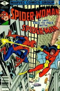 Spiderwoman vs spiderman  #20