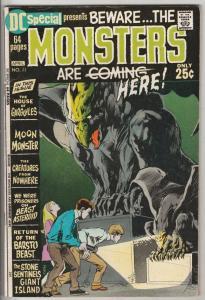 DC Special #11 (Apr-71) NM- High-Grade Cain