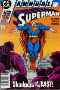 Superman (1987 series) Annual #2, VF (Stock photo)