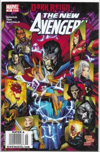 New Avengers (vol. 1, 2005) #51 VF (Dark Reign) Bendis/Tan, Dr. Strange