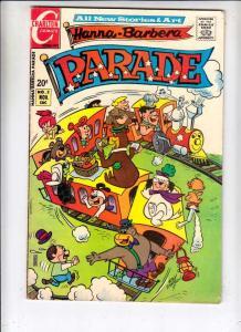 Hanna-Barbera Parade #2 (Nov-71) VG+ Affordable-Grade Hanna-Barbera Studio Ch...