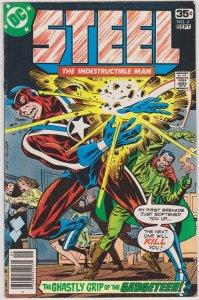 Steel, the Indestructible Man #4 (1978)
