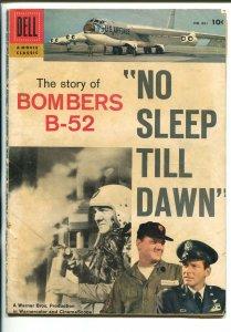 NO SLEEP TILL DAWN #831 1957-DELL-NATALIE WOOD-KARL MALDEN-ZIMBALIST JR-vg