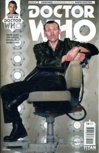 Doctor Who: The Ninth Doctor (2nd Series) #14A VF/NM; Titan | save on shipping -