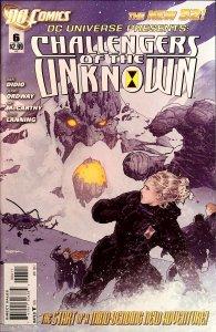 DC Universe Presents #6 (2012)