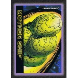 1993 Skybox Ultraverse: Series 1 MOTHER SHIP #99