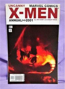 Joe Casey UNCANNY X-MEN Annual 2001 Ashley Wood (Marvel, 2001)!
