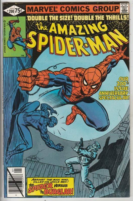 Amazing Spider-Man #200 (Jan-90) NM/NM- High-Grade Spider-Man
