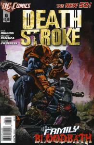 Deathstroke #6 (VF/NM) 2011 DC Comics ID#000