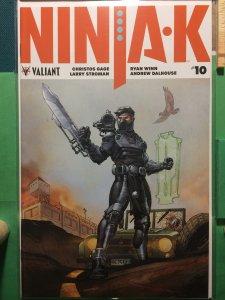 Ninjak #10