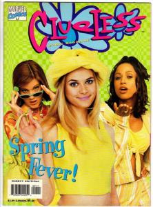 CLUELESS SPRING SPECIAL  1 VG-F  May 1997  PHOTO CVR