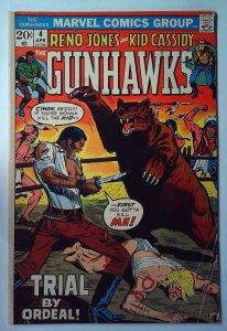 The Gunhawks #4 (1973)