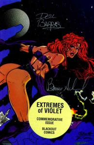Extremes of Violet #0A VF/NM; Blackout | save on shipping - details inside