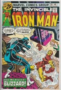 Iron Man #86 (May-76) NM- High-Grade Iron Man