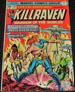 Amazing Adventures #30 (1975)