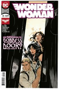 Wonder Woman #71 Main Cvr (DC, 2019) NM