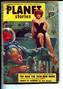 Planet Stories-Pulps-7/1952-British Edition-Eric Storm