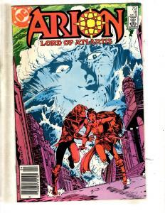 5 DC Comics Arion 18 Deathstroke 27 Hardware 1 Death Superman Krypton 1 JL27