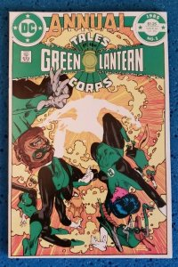 Tales Of The Green Lantern Corps, Annual #1 (Dec, 1984) NM- 9.2 DC Comics