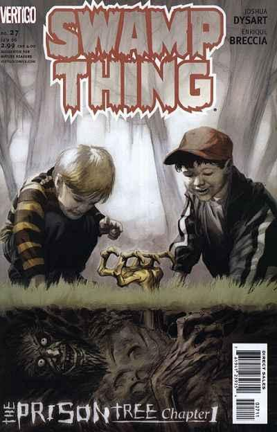 Swamp Thing (2004 series) #27, NM (Stock photo)