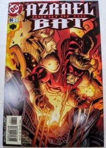 Azrael Agent Of The Bat #86 (VF+) 2002 DC Comics ID#SBX5