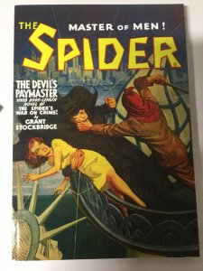 The Spider: The Devil's Paymaster Nm Near Mint Pulp Reprint