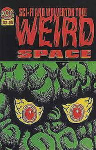 Weird Space #3 VF/NM; Avalon | save on shipping - details inside