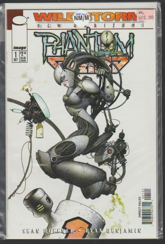 PHANTOM GUARD #1 - VARIANT COVER - IMAGE COMICS - N/M