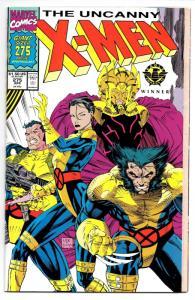 The Uncanny X-Men #275 (Apr 1991, Marvel) - Very Fine/Near Mint