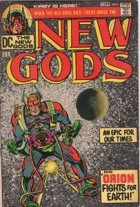 The New Gods #1 (1971) Jack Kirby