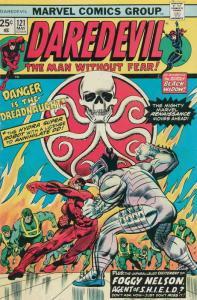 Daredevil #121 FN; Marvel | save on shipping - details inside