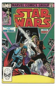 Star Wars (1977) #71 Direct Edition
