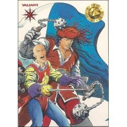 1993 Valiant Era ARCHER AND ARMSTRONG #8 - Card #104