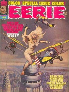 Eerie (1965 series) #81, VF- (Stock photo)
