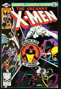 X-MEN #139-MARVEL COMICS-KITTY PRYDE/WOLVERINE/STORM VF/NM