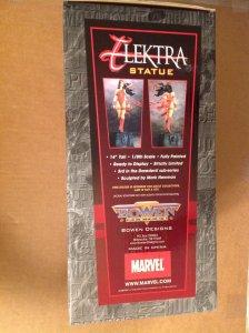 Marvel Bowen Designs Elektra full size statue MIB #2211/3000 Daredevil
