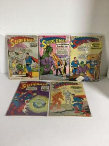 Superman 141 142 143 144 145 146 147 148 149 150 Gd--Vg-Good--Very Good- 1.8-3.5