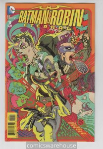 BATMAN AND ROBIN ETERNAL (2015 DC) #11 NM