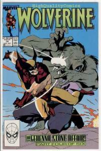 WOLVERINE #14, NM+, Buscema, 1988, X-men, Bill Sienkiewicz, more in store