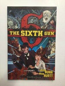 The Sixth Gun Book 1 Cold Dead Fingers Tpb Softcover Sc Near Mint Nm Oni Press