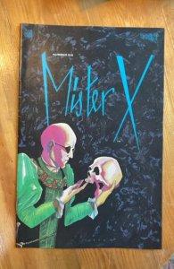 Mister X (CA) #6 (1985)